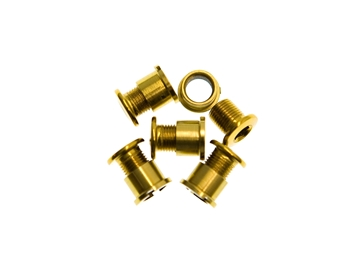 Picture of BLB Single Chainring Bolts - Gold