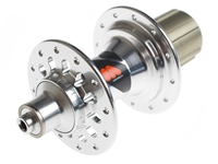 Picture of VIA Road Rear Hub - Silver