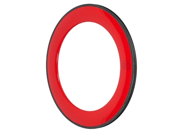 BLB Notorious 90 Rim - 700c - Red MSW