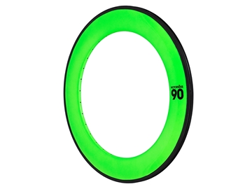 Picture of BLB Notorious 90 Rim - 700c - Fluorescent Green MSW