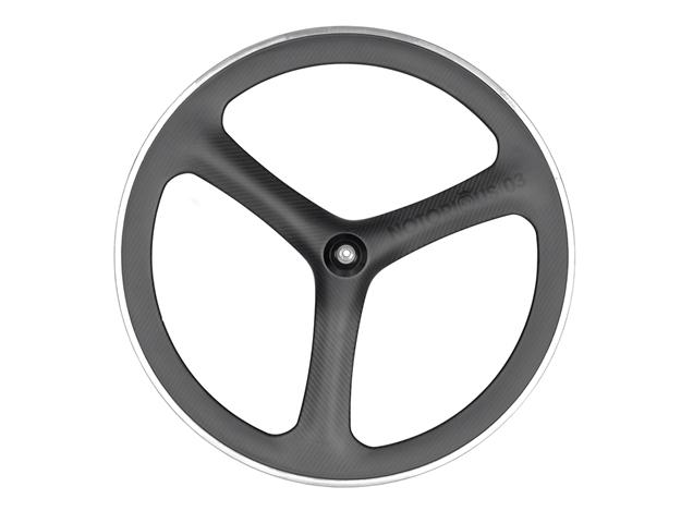 Picture of BLB Notorious 03 Carbon/Alloy Rear Wheel - Black