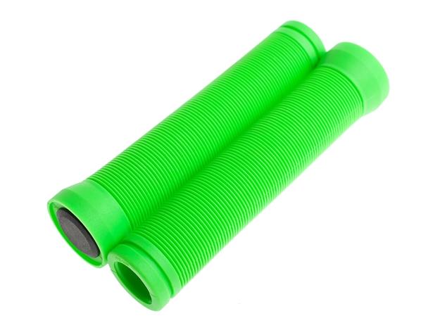 BLB Button Grips - Fluorescent Green