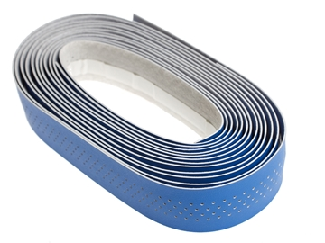 BLB Pro-Microfibre PU Bar Tape - Blue
