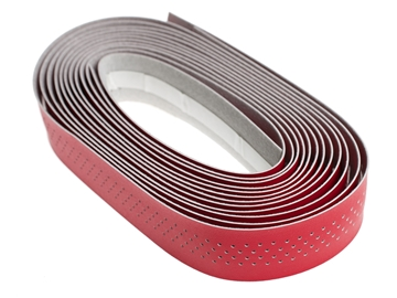BLB Pro-Microfibre PU Bar Tape - Red