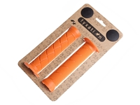 Picture of Fyxation BMX Grips - Orange