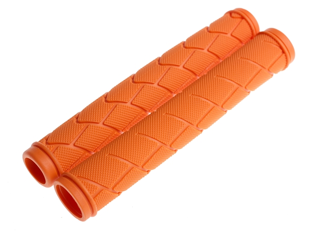 Picture of Fyxation Track Grips - Orange