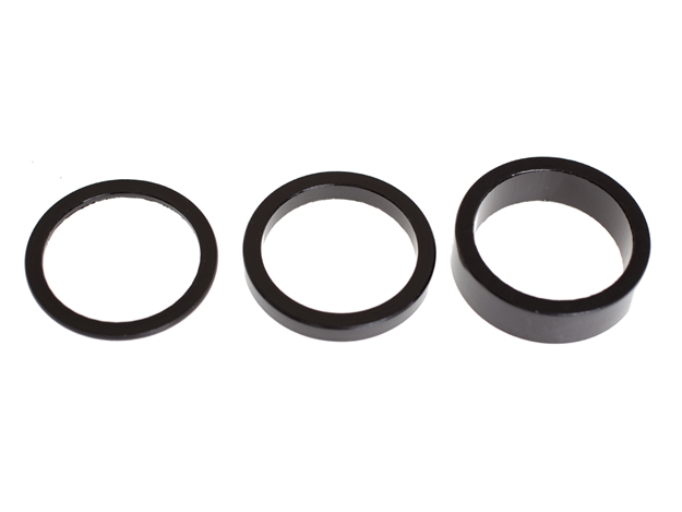 Picture of BLB Headset Spacers - Black