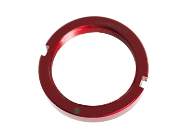 BLB Beefy Lockring - Red