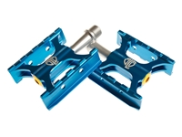Picture of BLB Track Pedals - Blue