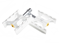 Picture of BLB Track Pedals - White