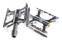 Picture of BLB Track Pedals - Silver