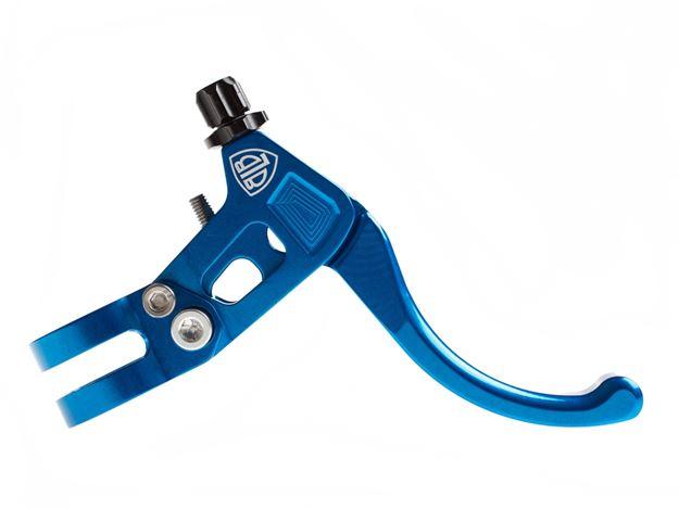 BLB CNC Lever (Single) - Blue