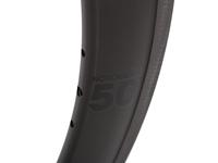 Picture of BLB Notorious 50 Rim - 700c - Natural Carbon MSW