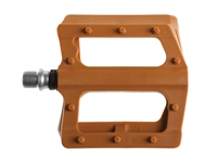 Picture of BLB Flatliner ROAR Pedals - Honey Brown