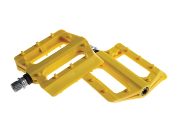 Picture of BLB Flatliner ROAR Pedals - Yellow