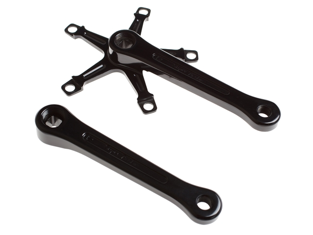 Picture of BLB Super Pista Crank Arms - Black