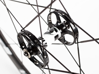 Picture of Pro-Lite Gavia Caliente Carbon Wheelset - Black