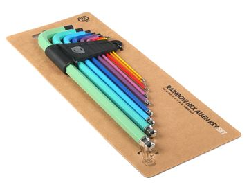 Picture of BLB Rainbow Allen Key Set