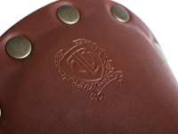 Picture of BLB Raven Vegan Saddle - Brown