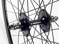 Picture of Shroom Deep Section Wheel Set - Black/Black