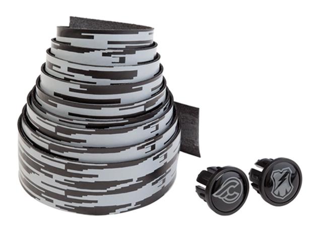Picture of Cinelli Histogram Bar Tape - Black/White