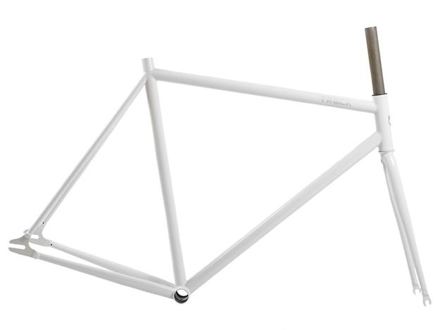Picture of BLB Track Frameset - White