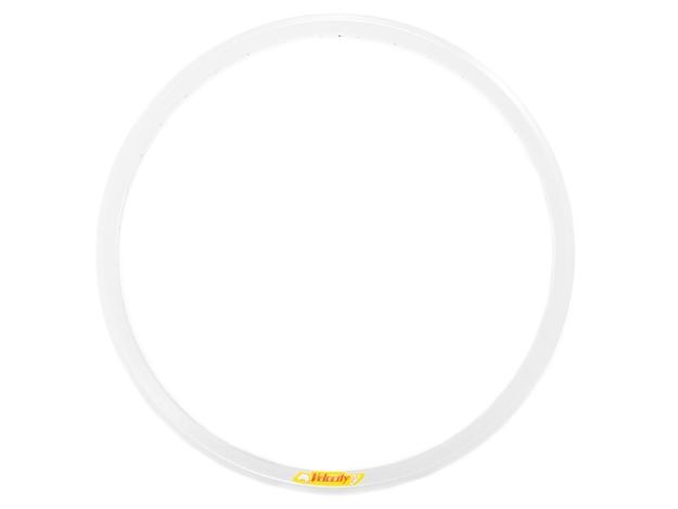 Velocity Deep V - 700c - White NMSW