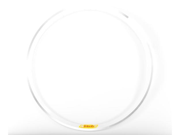 Velocity Deep V - 700c - White MSW