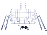 Picture of Wald 1372 Medium Basket - Silver
