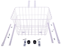 Picture of Wald 198 Medium Plus Basket - White