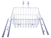 Picture of Wald 1512 Drop Top Basket - Silver
