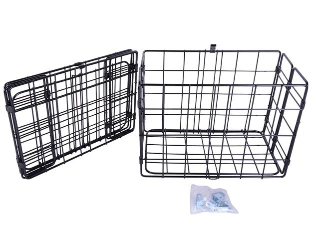 Picture of Wald 582 Folding Basket - Black