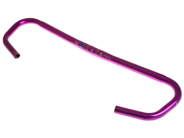 Picture of ITM Scorpion Handlebars - Purple