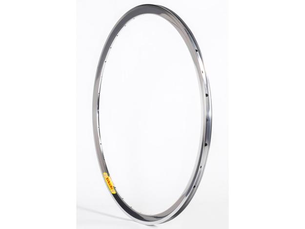 Velocity Deep V - 700c - Bright Silver NMSW