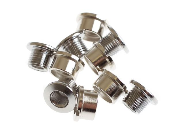 Picture of BLB Single Chainring Bolts - Silver