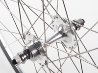 Picture of Shroom Classic Wheel Set - Silver/Silver