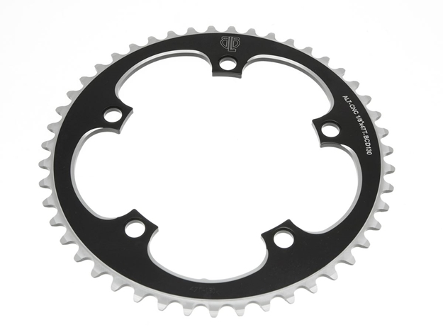Picture of BLB Track Chainring - Black
