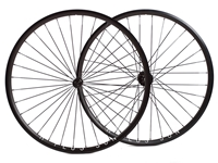Picture of H+Son/Via Road Wheelset - Black MSW