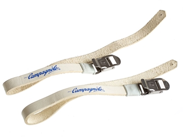 Picture of Campagnolo Pedal Straps - White