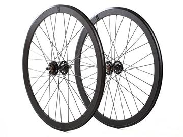 Picture of H+Son SL42/BLB Track Wheelset