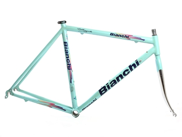 Picture of Bianchi Road frameset - 51cm