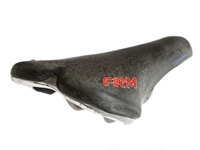Picture of Selle San Marco FRM leather saddle - Grey