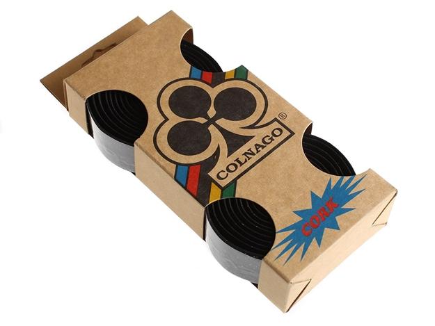 Picture of Colnago Cork Bar Tape - Black