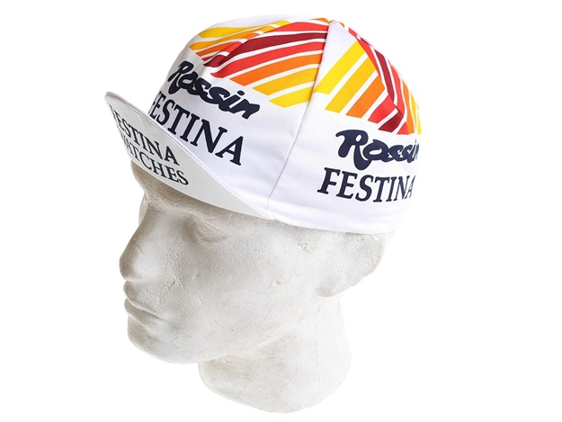 Picture of Vintage Cycling Caps - Rossin Festina
