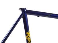 Rossin Comp Frameset Blue