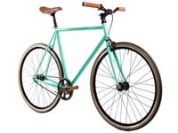 Picture of BLB Track Fixie & Single Speed Bike - Celeste/Black/Brown