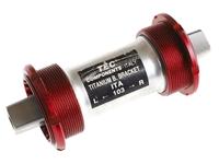 Picture of TEC Titanium Bottom Bracket - Red
