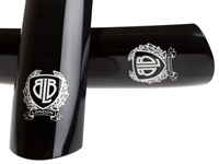 Picture of BLB Classic Round Fenders - Polished Black