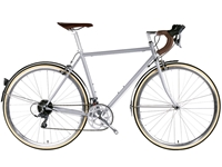 Picture of 6KU Troy 16spd City Bike - Highland Grey