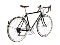 Picture of 6KU Troy 16spd City Bike - Del Rey Black